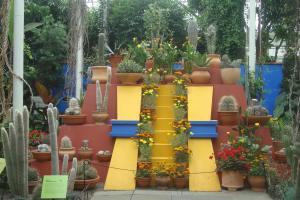 Casa Azul Tropical Garden Bronx Horticultural Garden June 2015-12