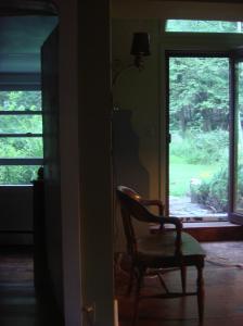 Interior of house, West Shokan, NY-07