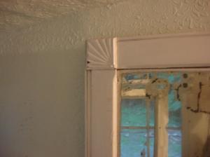 Interior of house, West Shokan, NY-15