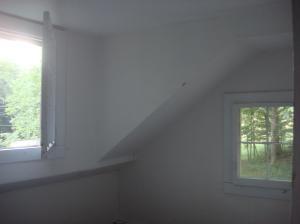 Interior of house, West Shokan, NY-17