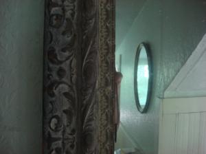 Interior of house, West Shokan, NY-31