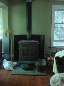 Interior of house, West Shokan, NY-34 - Copy
