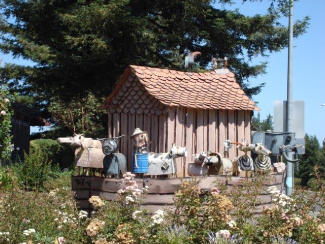 Patrick Amiot's Noah's Ark, Sebastopol, CA on July 7 2009 8