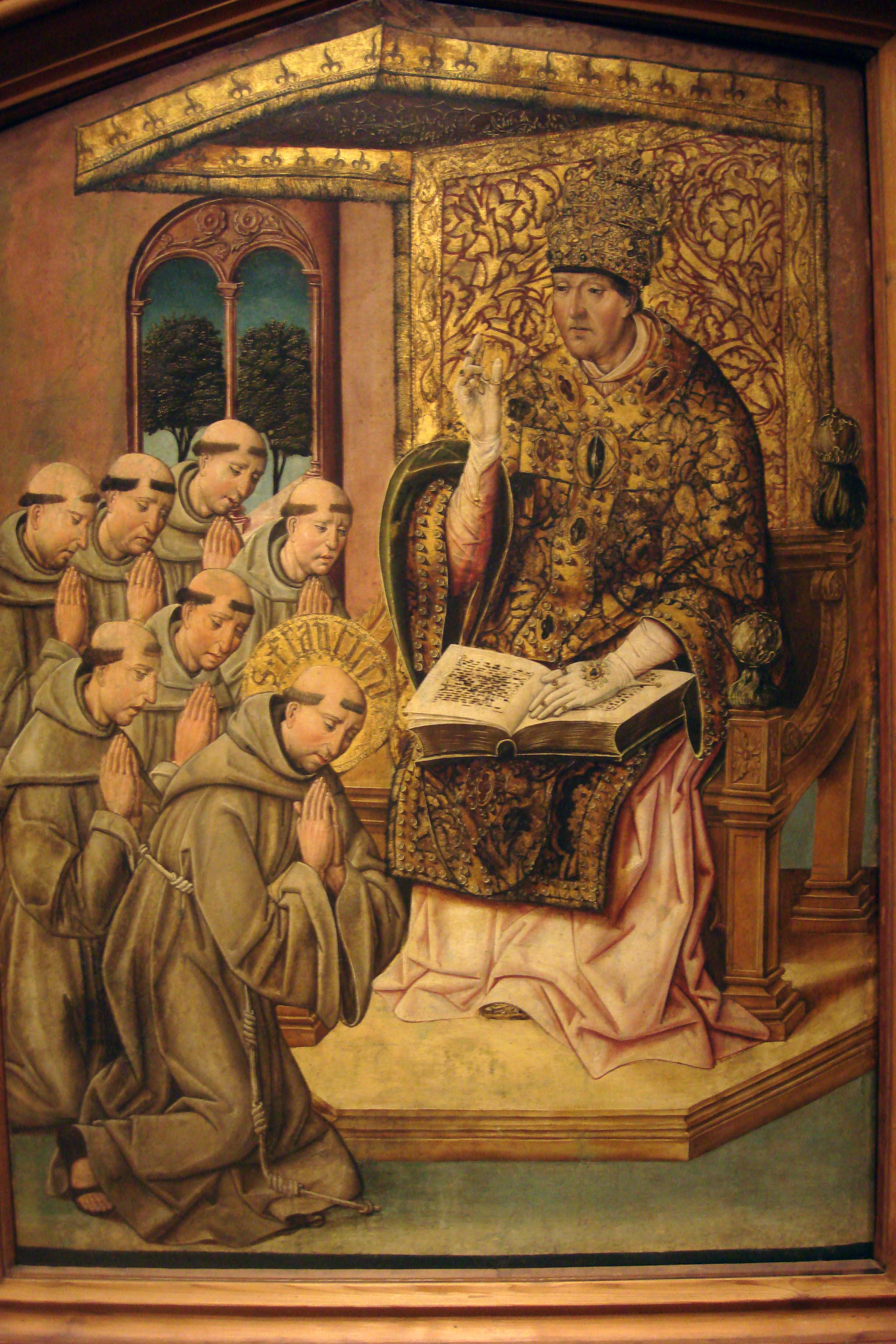 account of the life of st francis How to be spiritual like st francis of assisi so, you have decided that you want to be a more spiritual person you decided that you will imitate the life of a very spiritual figure from.
