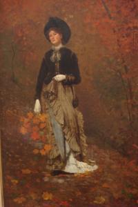 Autumn, Winslow Homer, 1877-1
