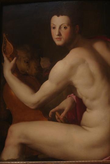 Cosimo 1 de Medici as Orpheus-1