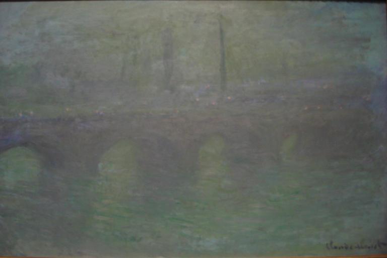 Claude Monet London National Gallery-1