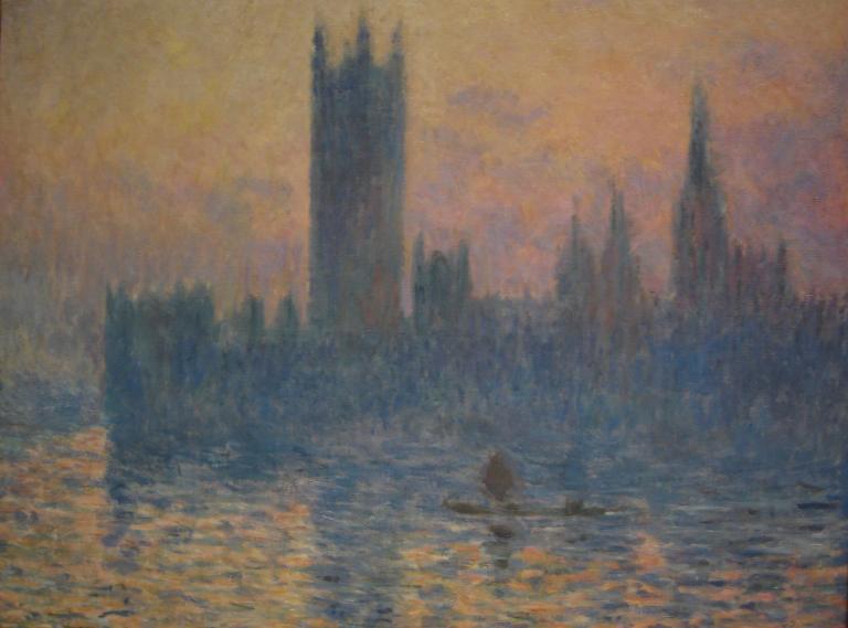 Claude Monet London National Gallery-4