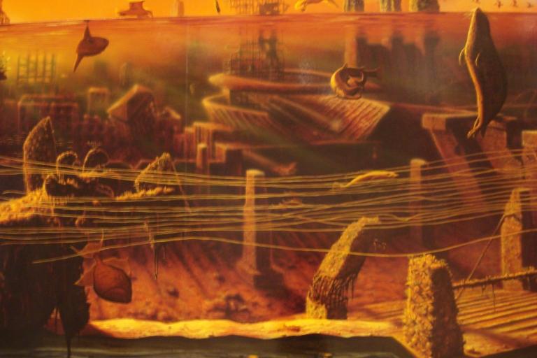 Manifest Destiny 2004 Alexis Rockman Smithsonian Musuem of American Art, DC-5