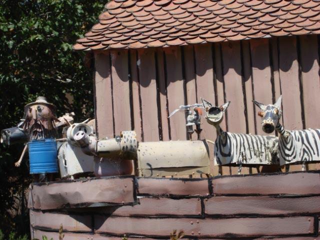 Patrick Amiot Noah's Ark, Sebastopol, CA on July 7 4